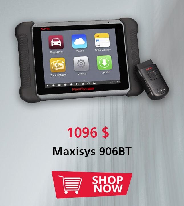 Maxisys 906BT