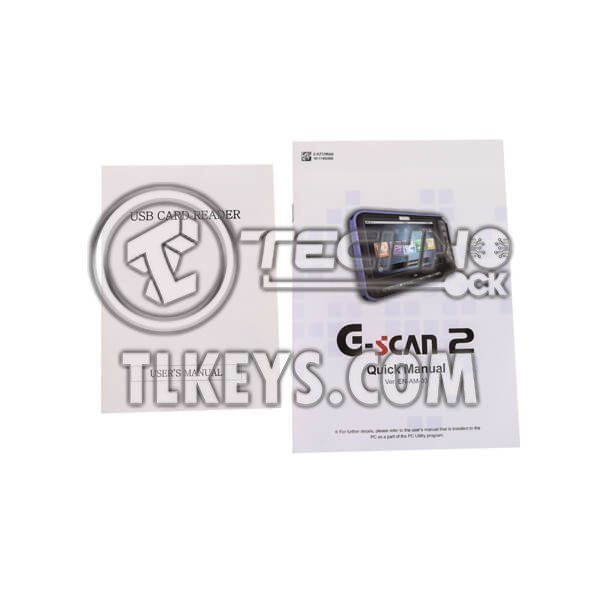 G-SCAN2 Automotive Diagnostic Tool (OBD KIT)
