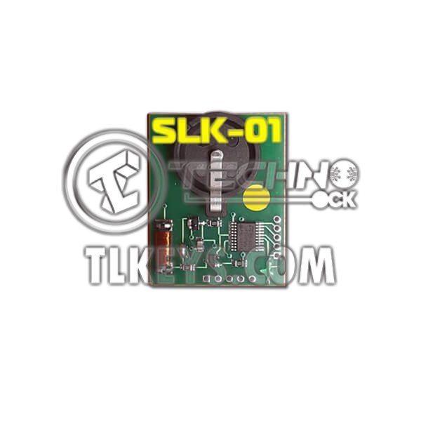 SLK-01 Emulator DST 40, P1 94,D4 (Functionality included in base software)