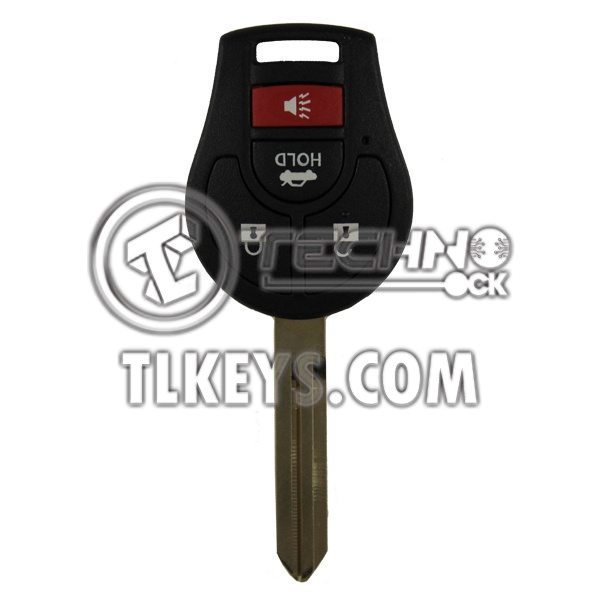 NISSAN WITH KEY TIIDA SENTRA 4BUTTONS 315MHz