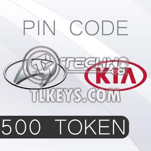 500 token-min