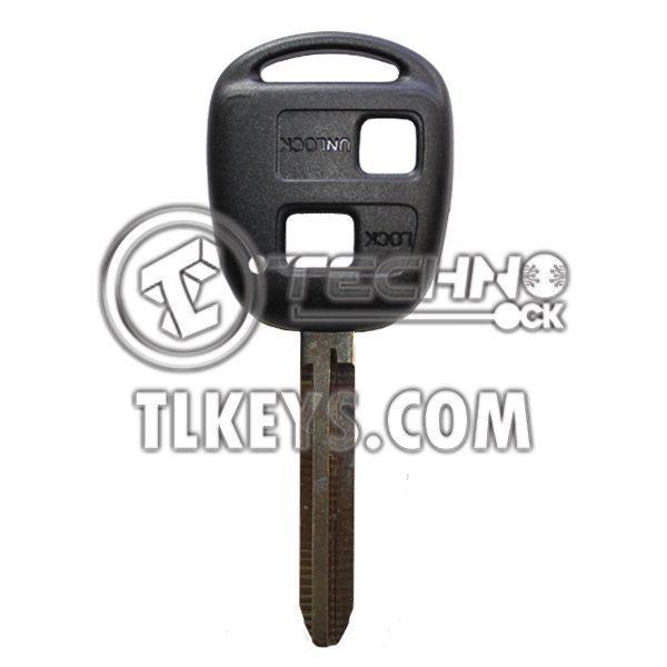Toyota Corolla Genuine Remote Key Shell 2005 2 Button 89752-60050
