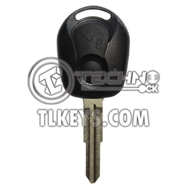 REMOTE KEY SHELL 3 BUTTONS SSANG YONG